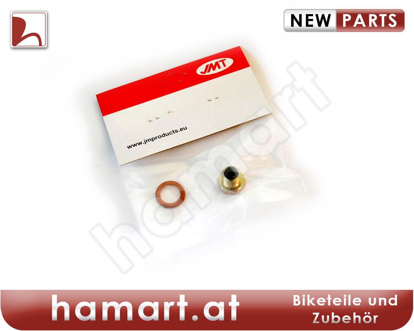 Magnet Öl-Ablassschraube mit Dichtring M14 x 1,5 Honda XRV Africa Twin RD 07